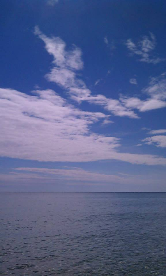 Effortless clouds and sky, Rosemary Beach. Florida