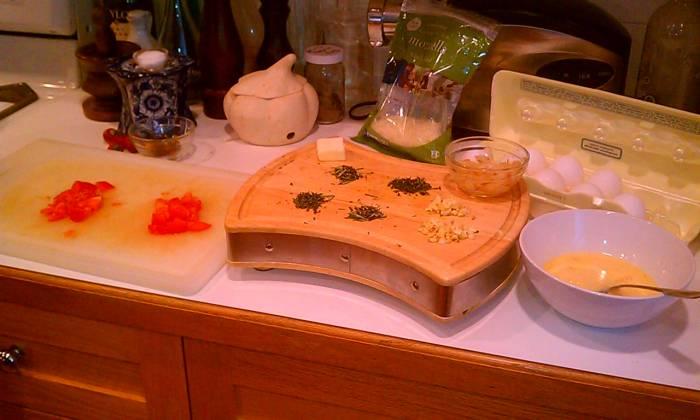 Yummmmm.  Omelets!