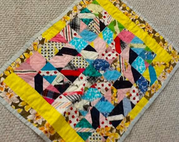 Another of Granny Roland's quilts